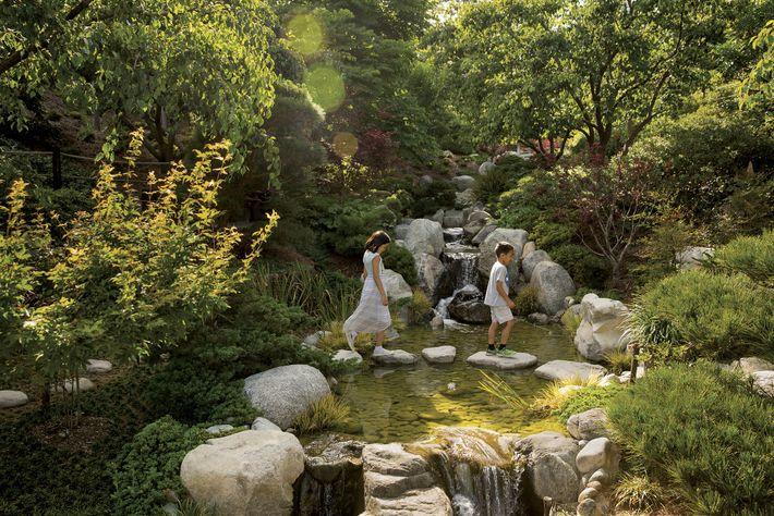 Jardín Japonés de la Amistad