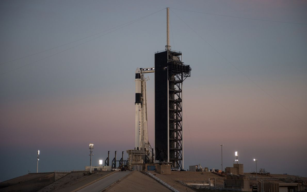 Cohete Falcon 9