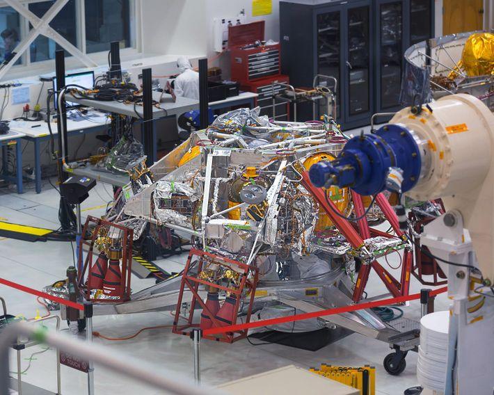 El róver Mars2020