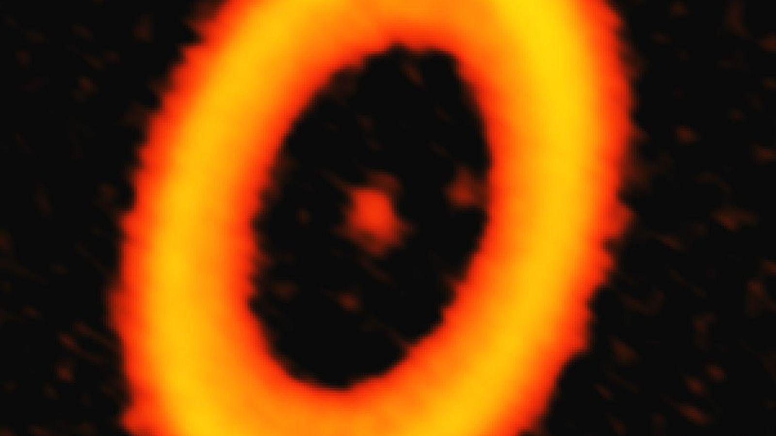 Disco circunplanetario