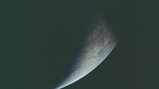 Imágenes de las misiones Apolo a la Luna