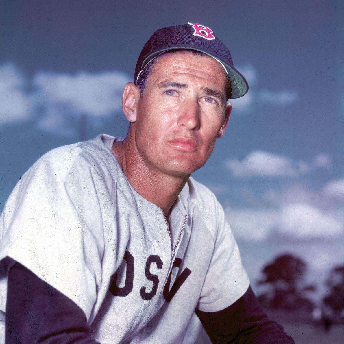 La leyenda de los Red Sox Ted Williams mandó congelar su cuerpo con la esperanza de …