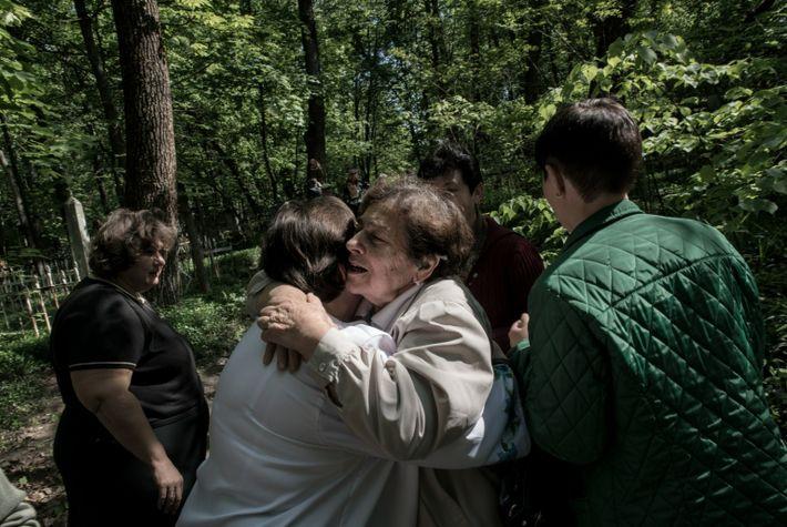 La gente regresa a Chernóbil