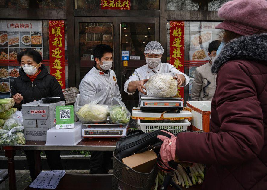 Mercado de Pekín