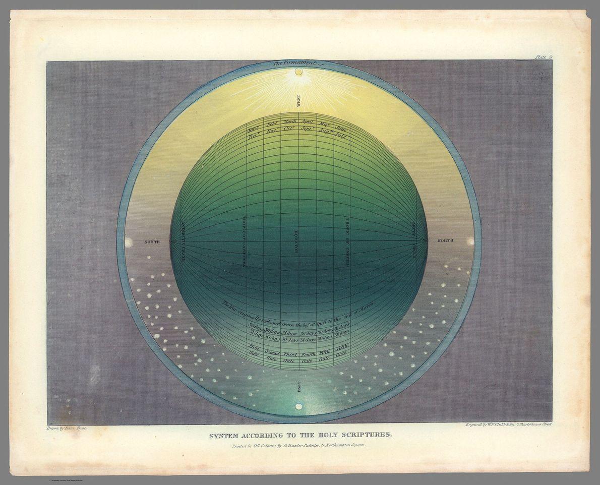 Mapa muggletoniano