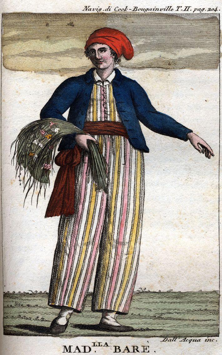 Jeanne Baret