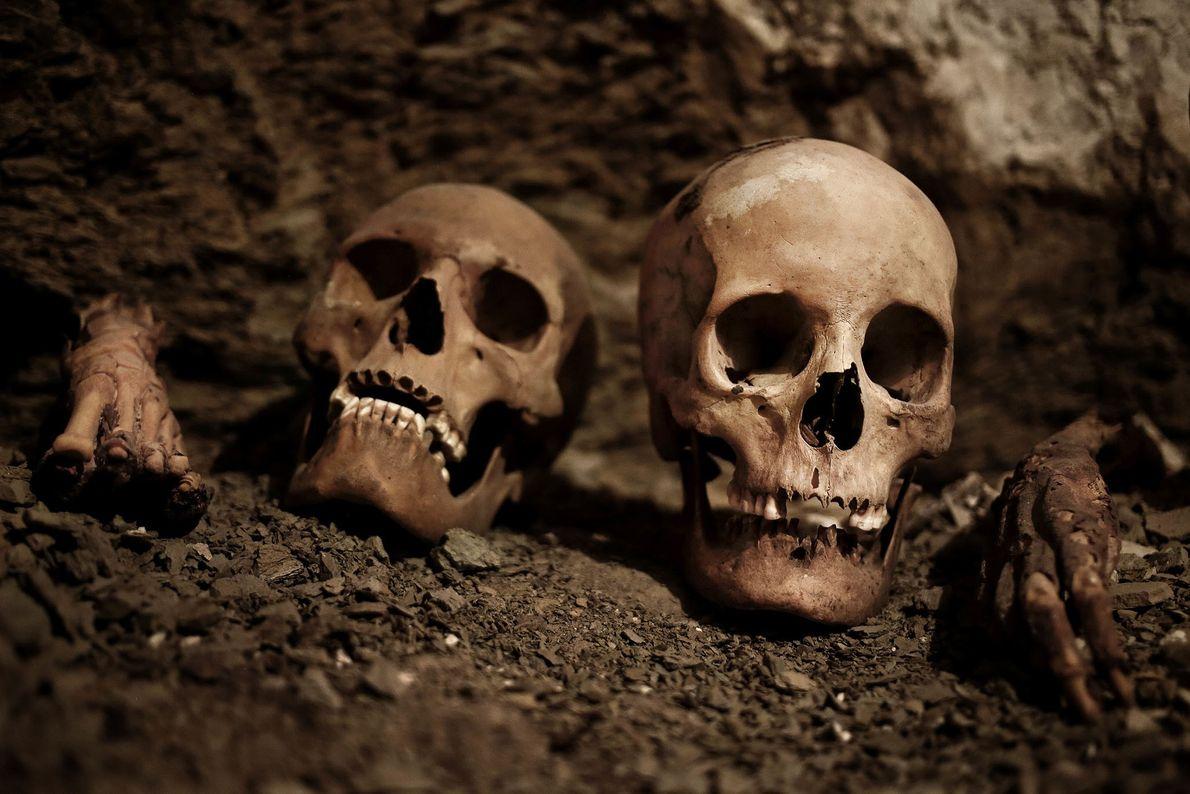 La tumba de 3.500 años