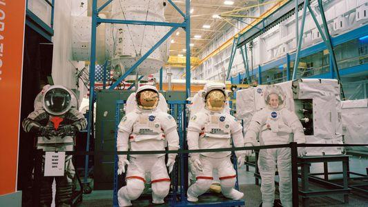 Los equipos que entrenan en simulaciones marcianas
