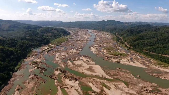 Presa de Xayaburi, Laos