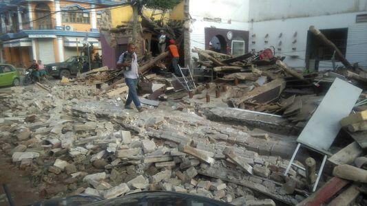El terremoto de México: imágenes