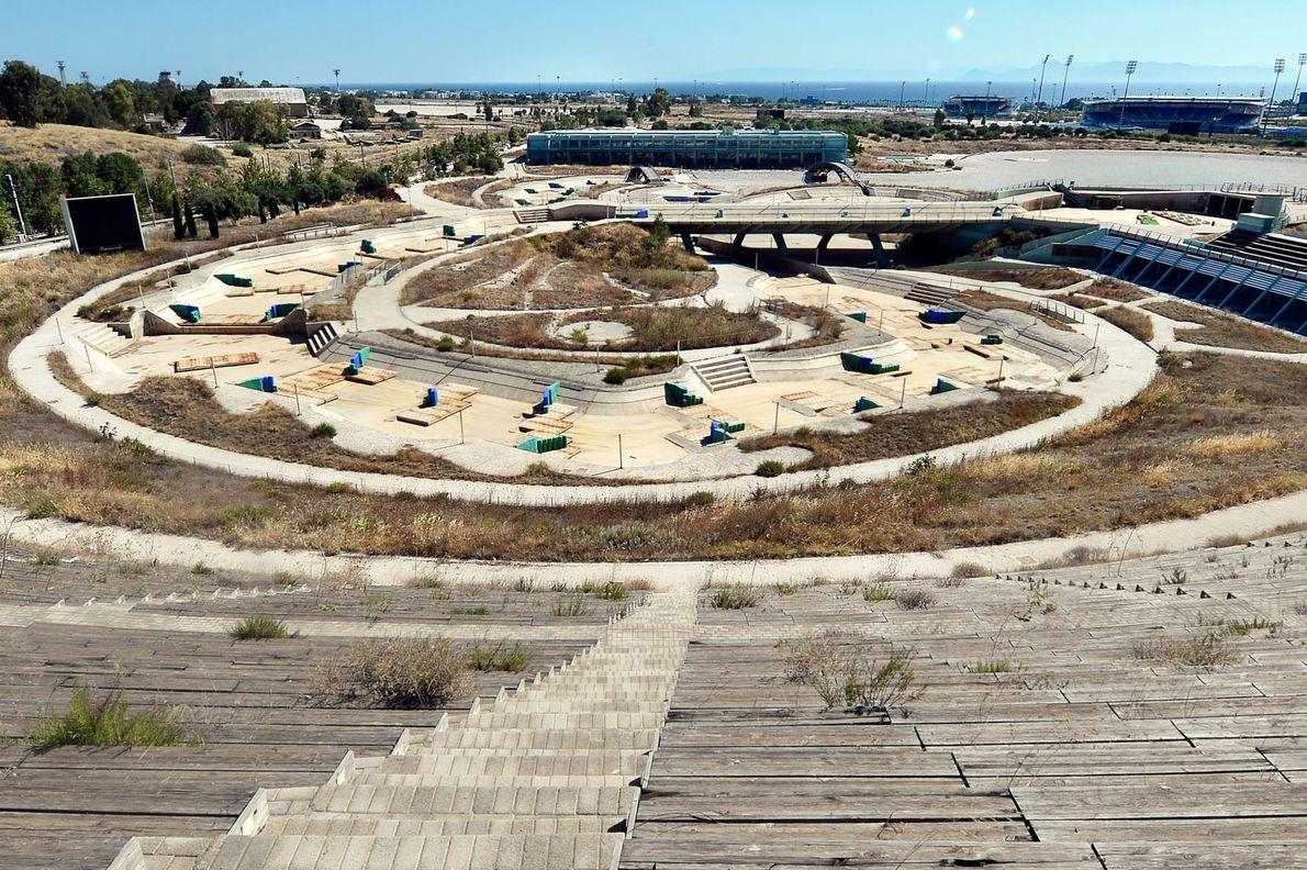 Centro Olímpico de piragüismo