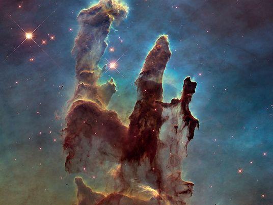 La nebulosa del Calamar Gigante y otros animales del cosmos