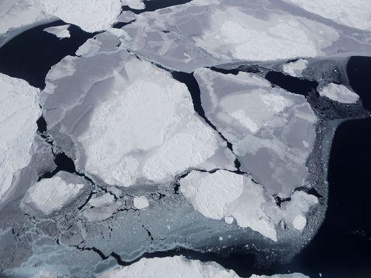 La capa de hielo de la Antártida Occidental es más sensible de lo que creemos