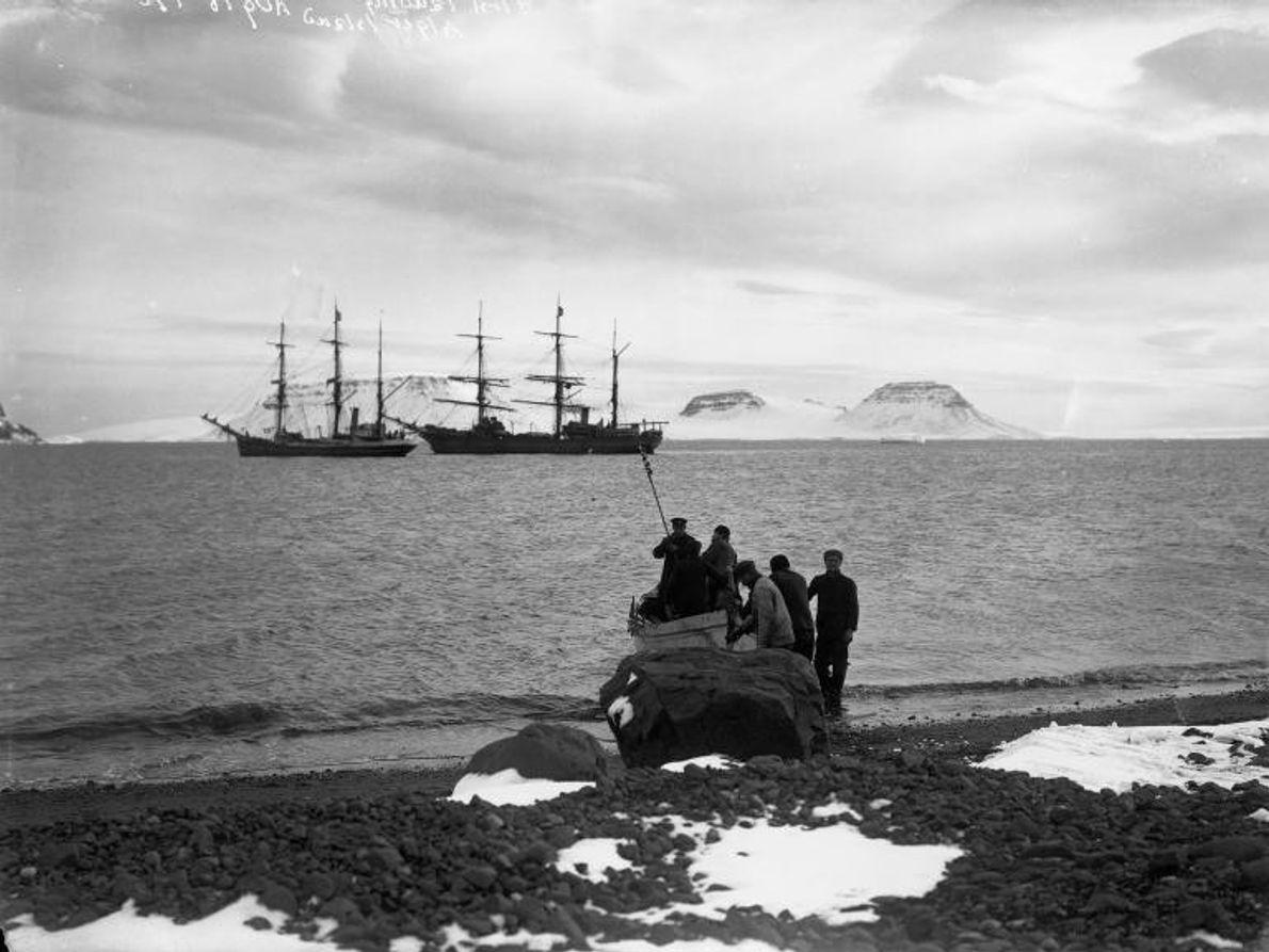 Alger Island