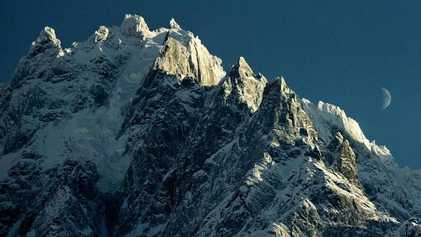 Las montañas del mundo: datos clave
