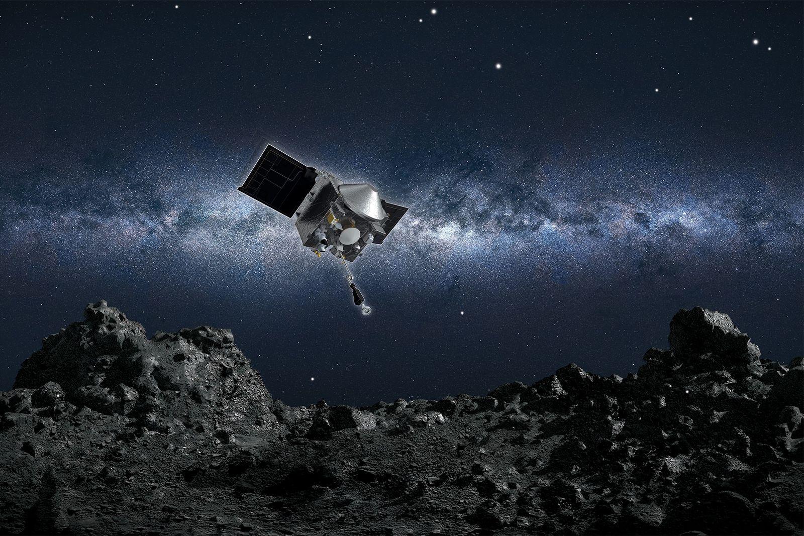 Sonda OSIRIS-REx de la NASA
