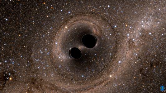 ¡Encontrado! Ondas gravitacionales o una arruga en el espacio-tiempo.