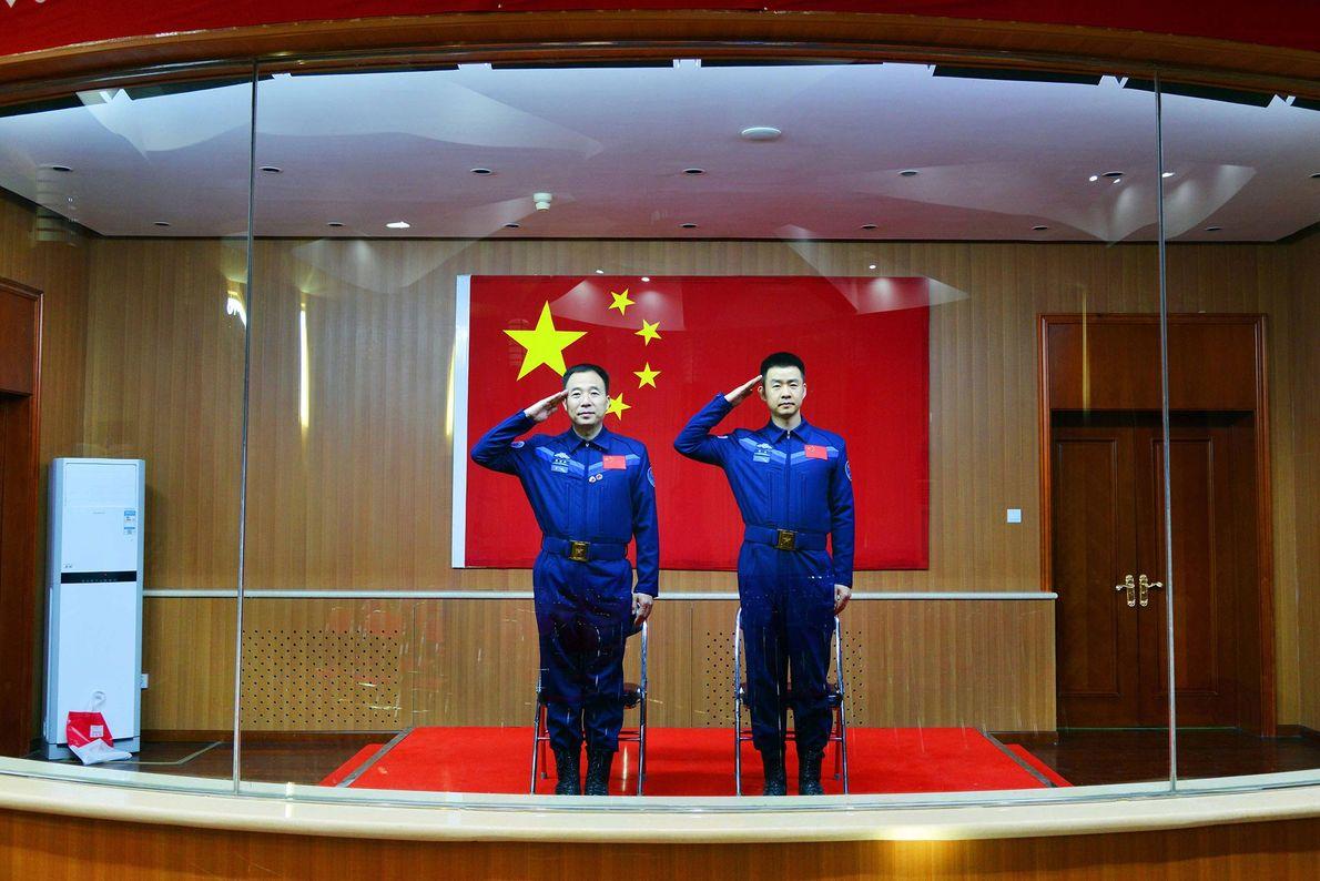 Jing Haipeng y Chen Dong