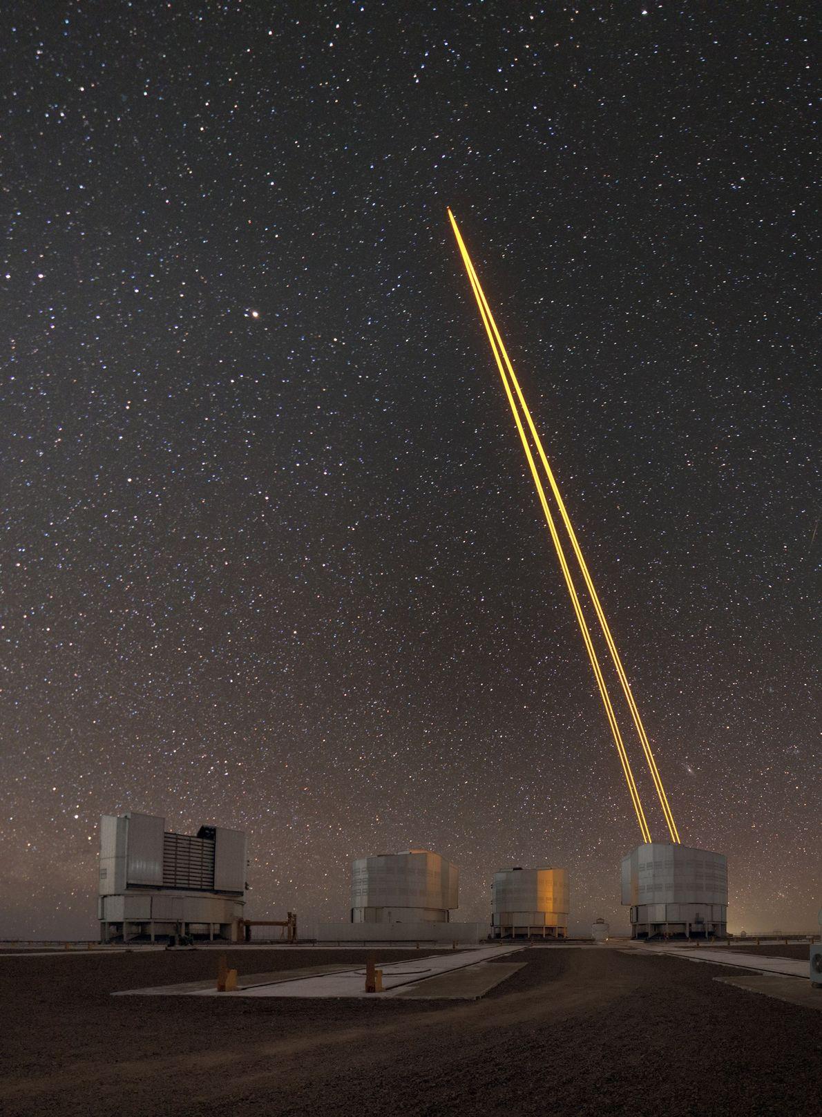 Telescopio Muy Grande