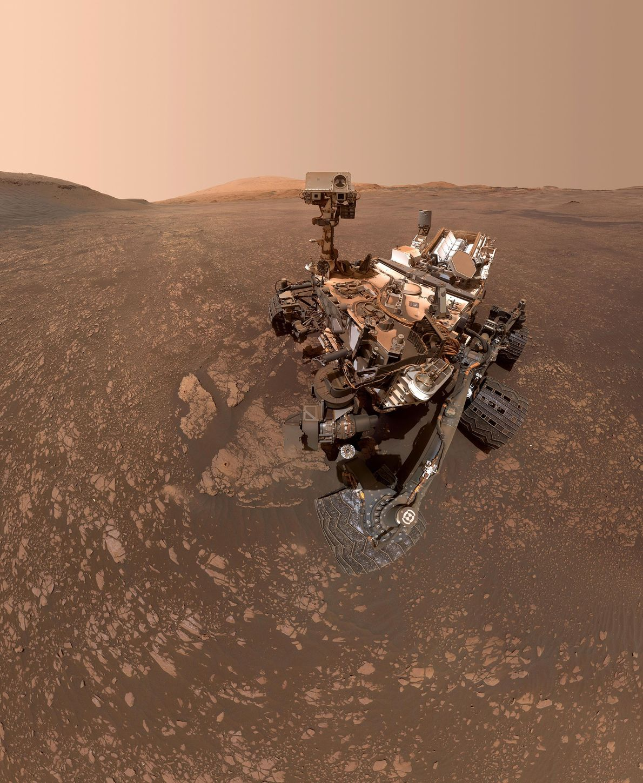 El róver Curiosity