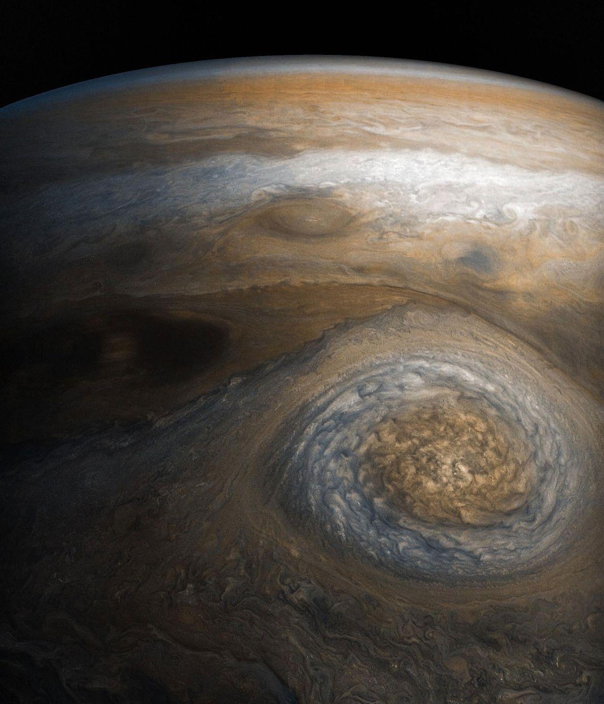 Tormenta de Júpiter