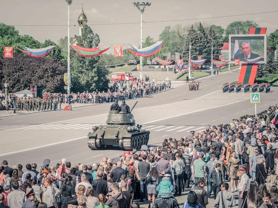 La vida en Transnistria, el país que no existe