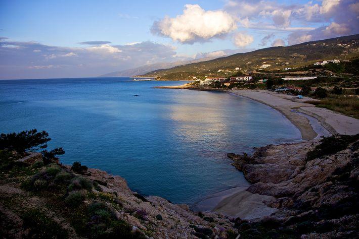 La isla de Ikaria
