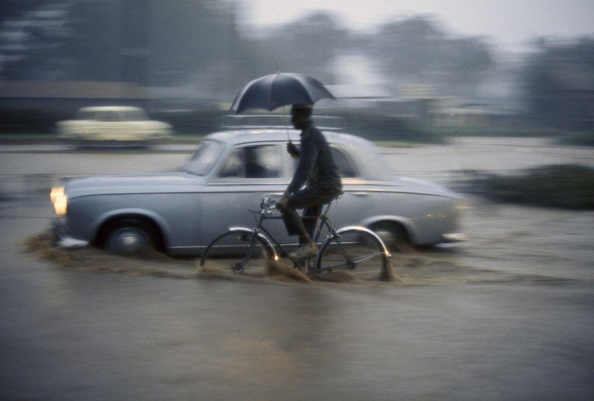 Diluvio en Nairobi