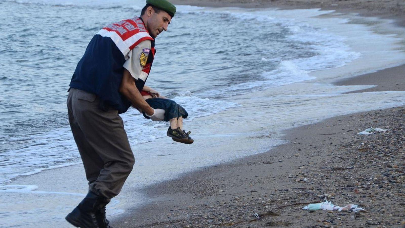 El desastre sirio