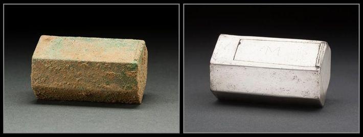 Cajas de Jamestown