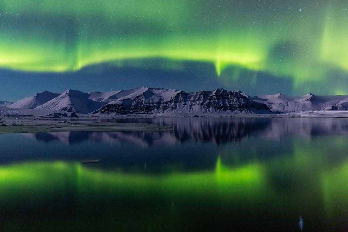 Laguna glaciar Jökulsárlón