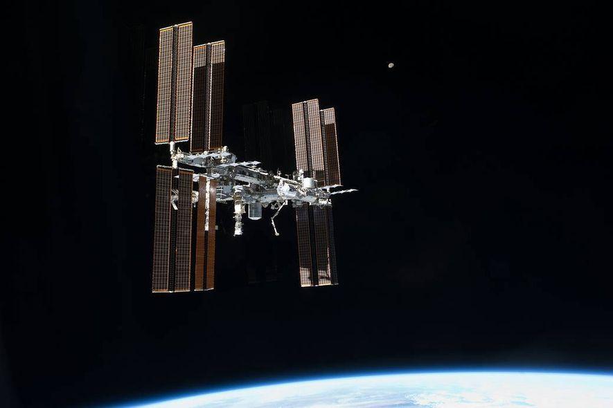 La misión de un año de Scott Kelly en la Estación Espacial Internacional se concibió como ...