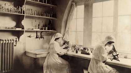 Las científicas destacadas de la Primera Guerra Mundial