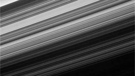 Estas son las últimas imágenes de Cassini en Saturno