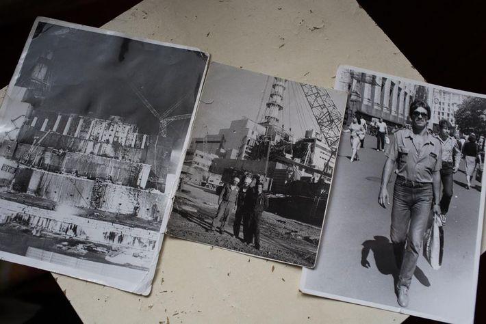Fotos de Chernóbil