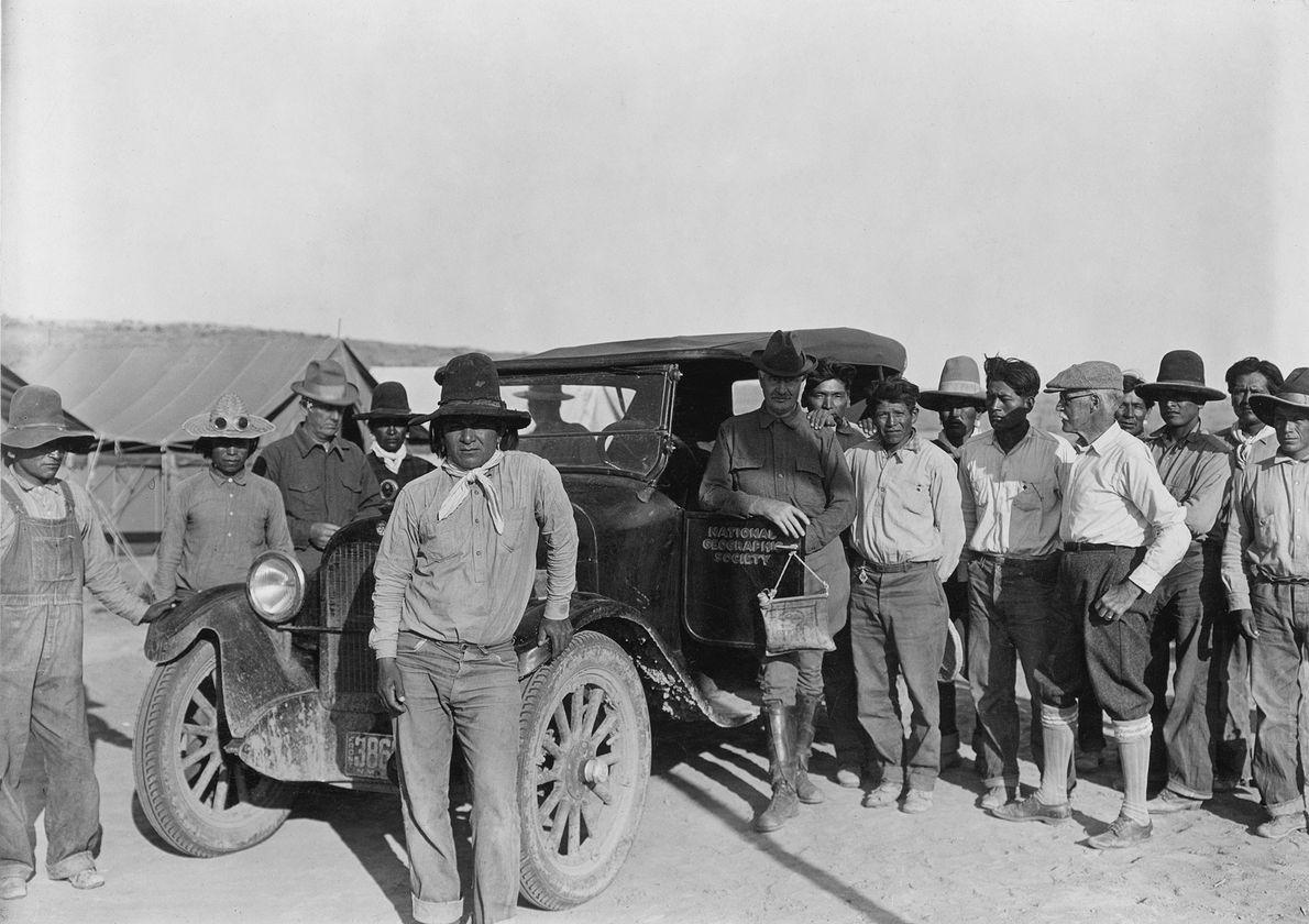 Monumento nacional del cañón del Chaco