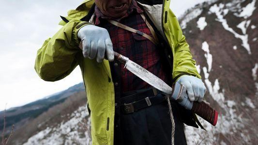 Fotografías de Javier Corso de los cazadores matagi