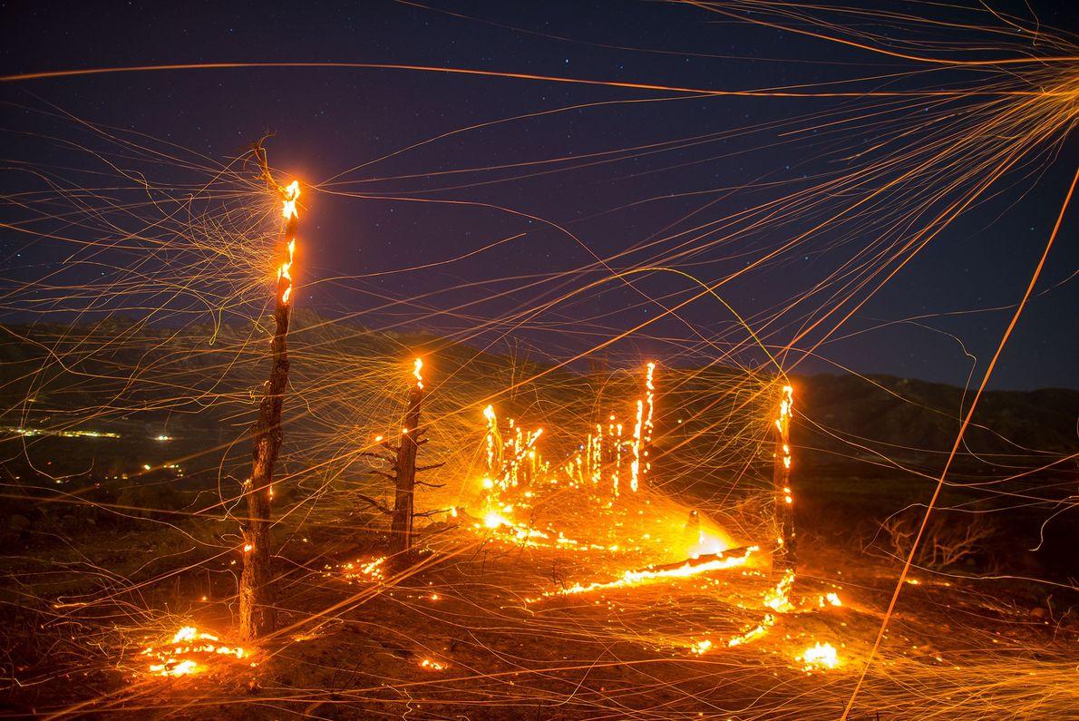 Incendio de Etiwanda