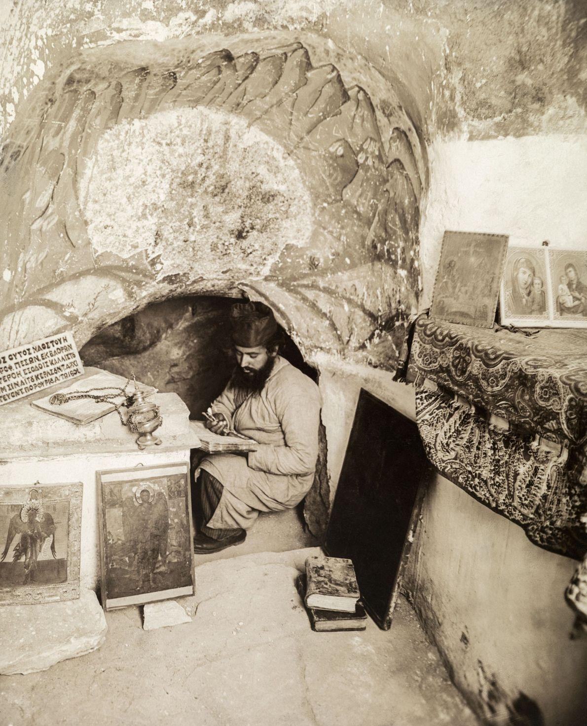 Cueva de Israel