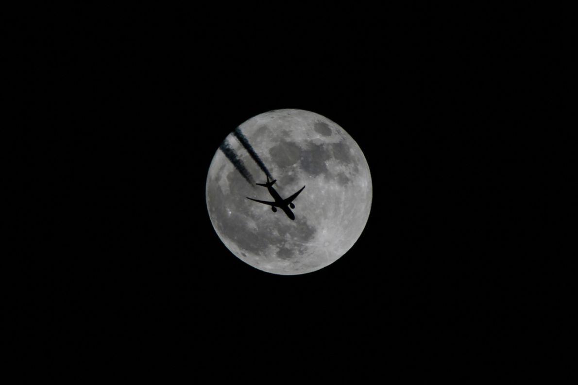 Superluna en Turquía