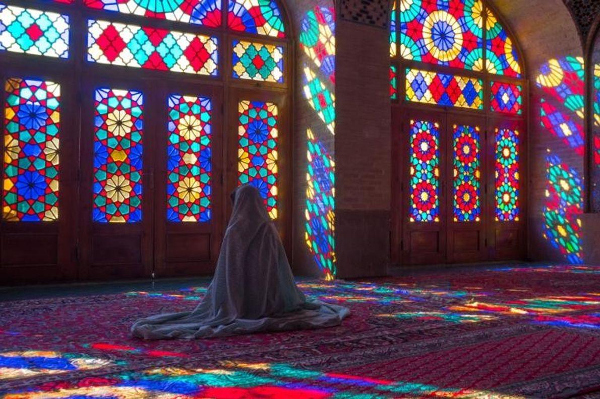 Mezquita de Nasir-ol-Molk
