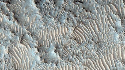 La NASA cree que este cráter es el mejor lugar donde buscar vida en Marte