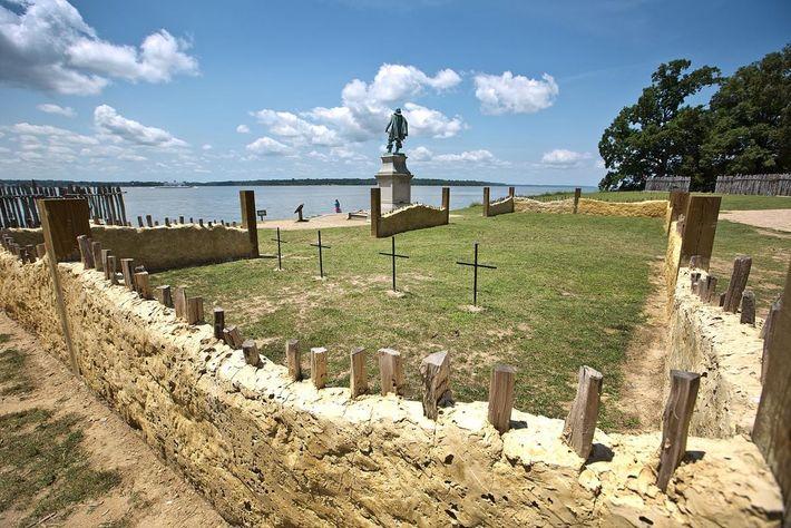 Cruces de Jamestown