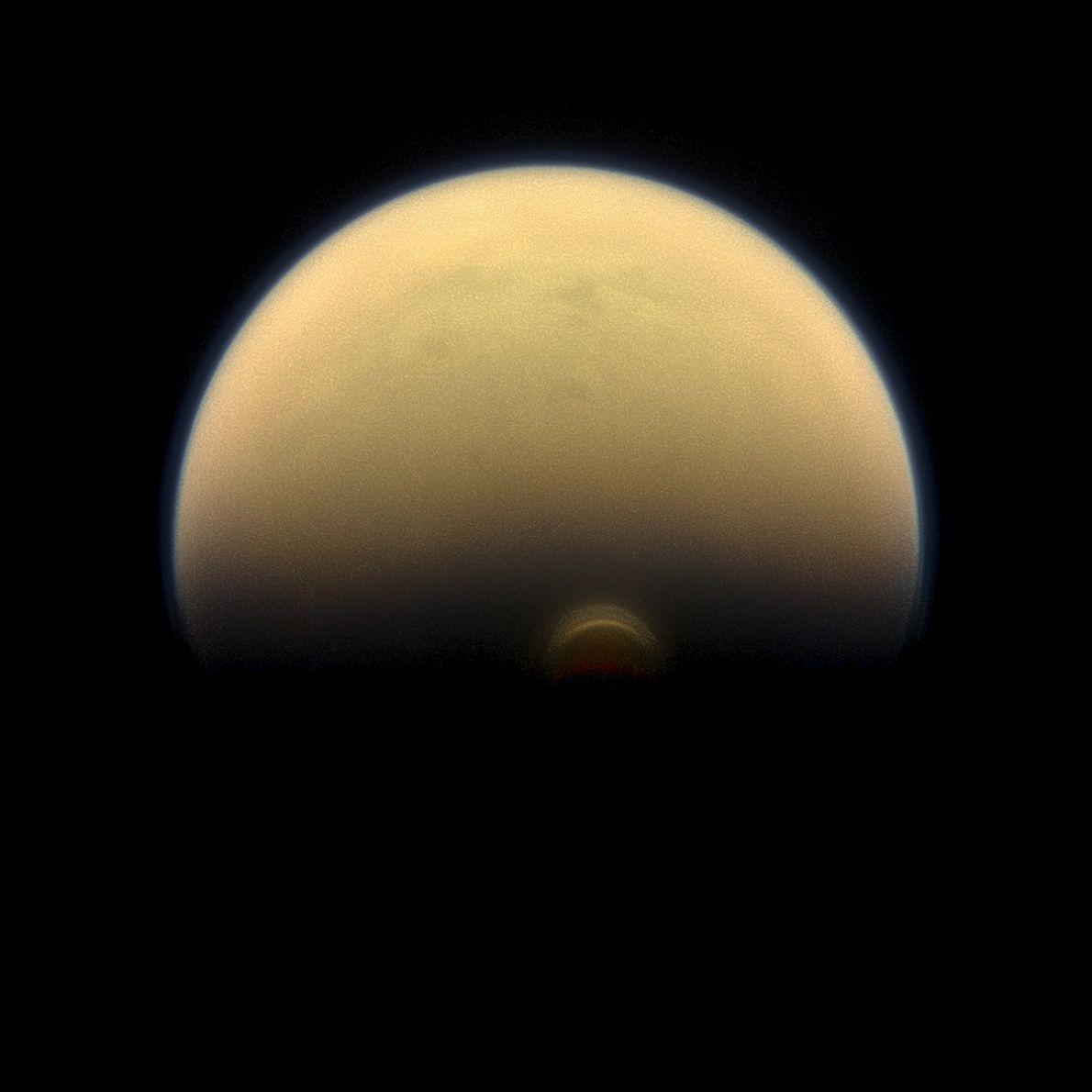 Invierno en Titán