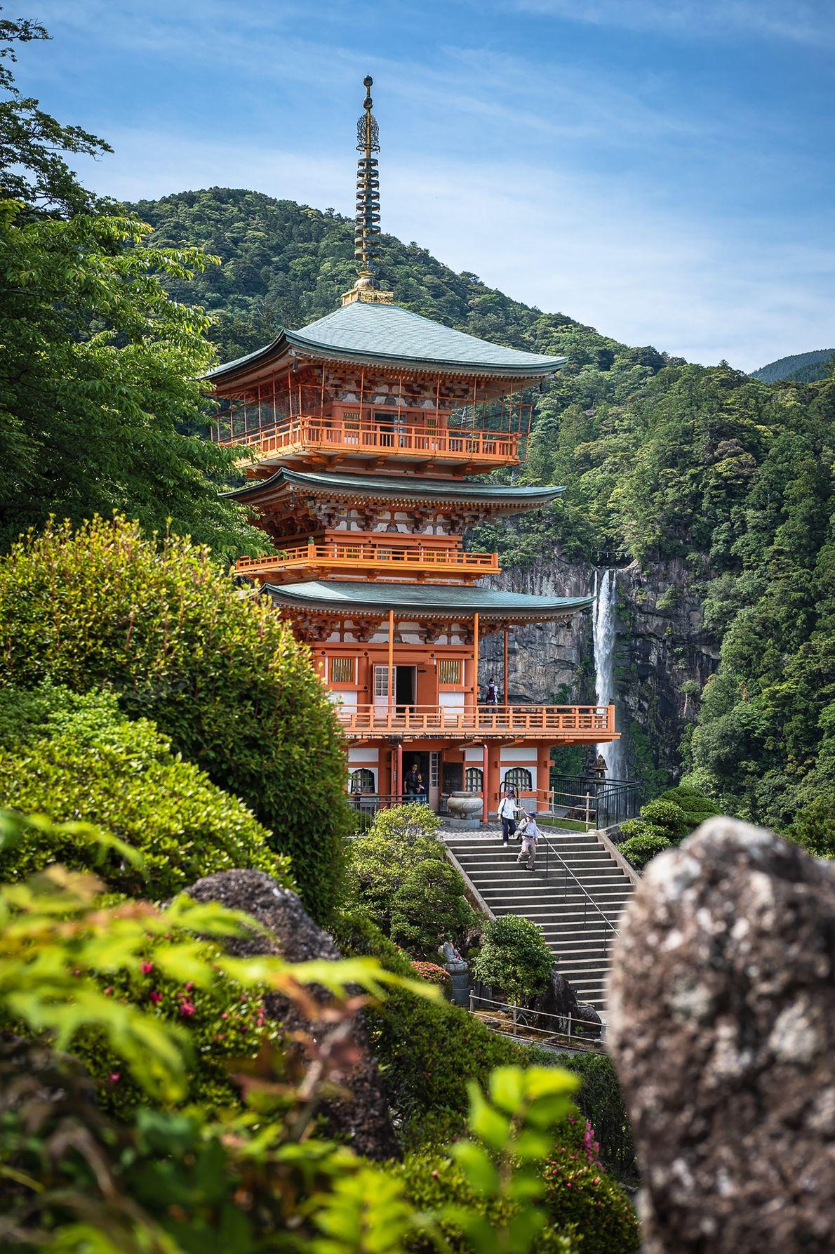 Nachi, Japón