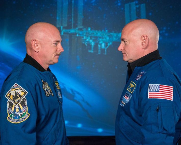Scott y Mike Kelly