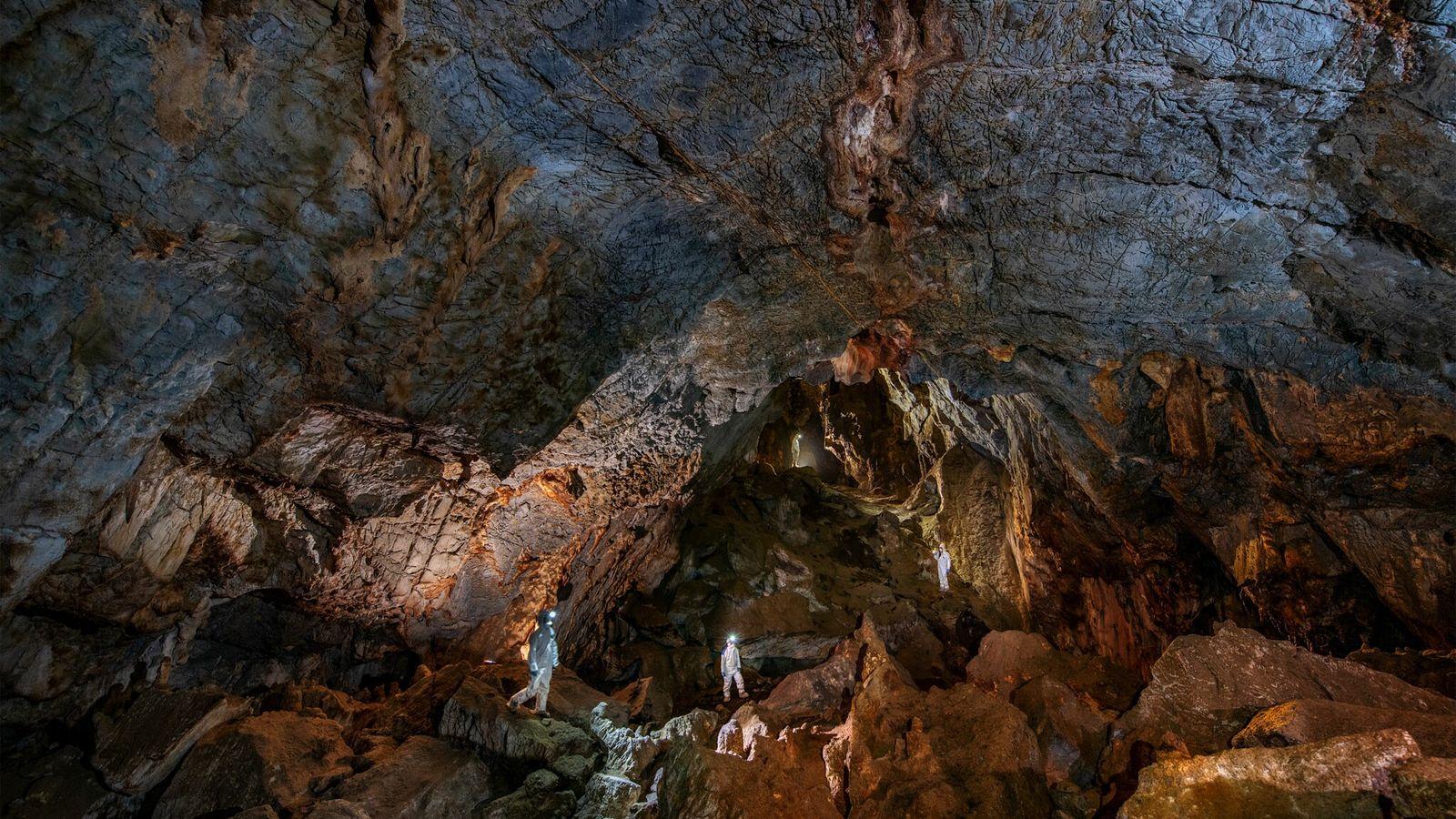 Cueva de Chiquihuite