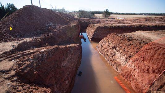 Los desastres del fracking en Oklahoma