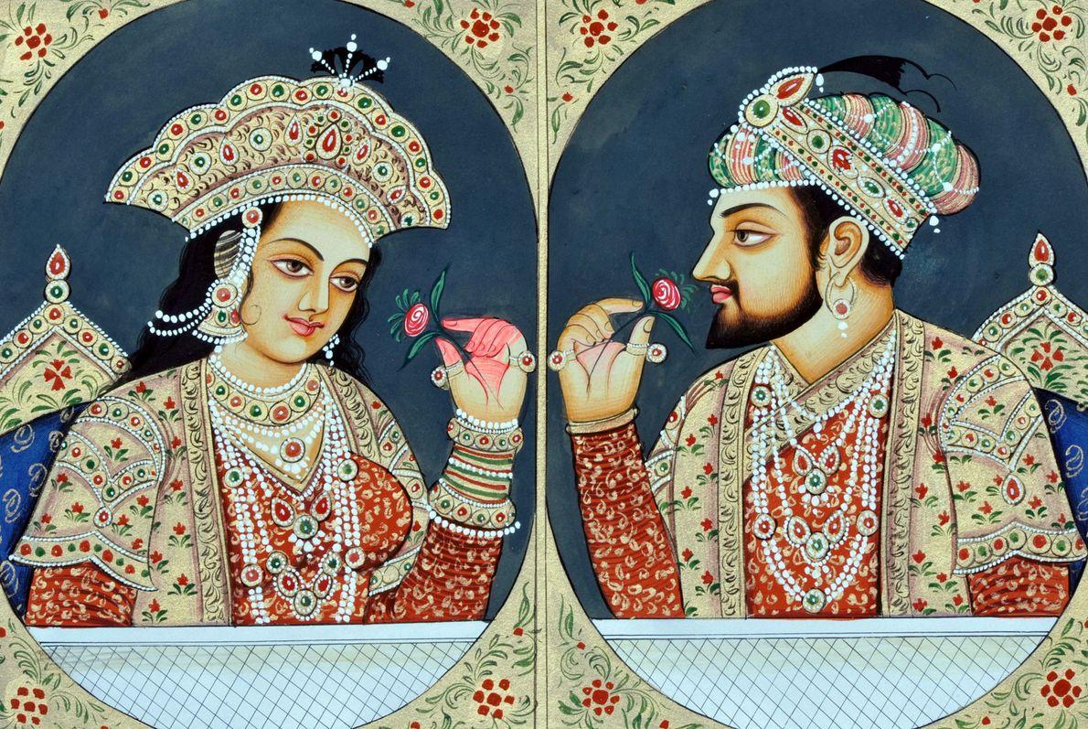 El reinado de Shah Jahan, emperador mogol del siglo XVII, es famoso por sus triunfos arquitectónicos, …