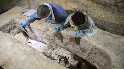Este taller de momificación del antiguo Egipto era un proveedor integral de servicios funerarios